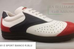 2001 E SPORT BIANCO RBLU